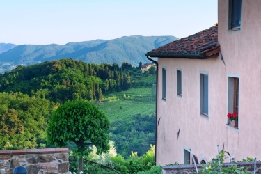 Yoga in Italy - Il Borghino Retreat Centre Lucca Tuscany
