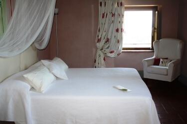 Yoga in Italy - Ill Borghino Retreat Centre Double Room