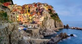 Yoga in Italy Excursion to Cinque Terre