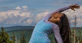 Yoga in Italy Retreat Elda Giardetti Sept 2017