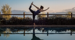 Michael Hoyer Ananda Expeditions Yoga + Adventure in Tuscany May 5 - 12, 2018