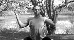 Rudy Peirce Gentle Yoga in Tuscany September 22 - 29, 2018