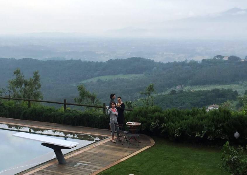 Yoga Holiday Italy Savonn Wyland 2017