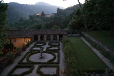 Villa Benvenuti Retret Centre - Parterre