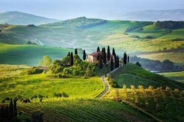 Yoga Retreat in Tuscany with Keri Lincoln Yoga