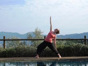 Yoga Retreat Tuscany June 2017 Kyra Kubrak + Andrea Jones