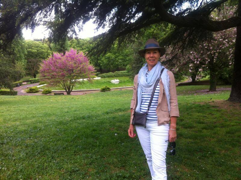 Anne Hesford Tuscany Yoga Retreat September 2 - 9, 2017