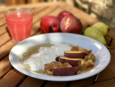 reakfast - Amaranth Porridge