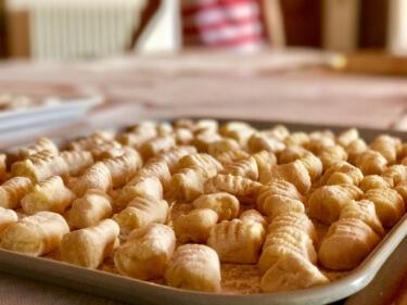 Cooking Class - home made potato gnocchi