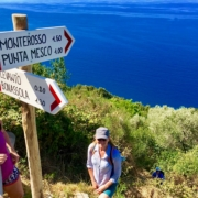 Yoga in Italy Excursion - Hiking Levanto to Monterosso