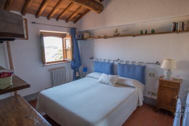 Il Borghino Retreat Centre - twin bed or double room in the house called Il Melograno - Azzurra