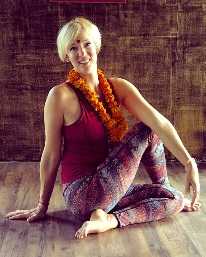Andrea Hutchens Eat Pray Yoga in Tuscany September 7 - 14, 2019