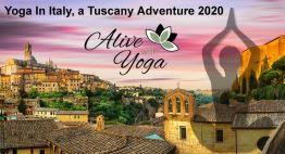 Cathy Daley Retreat in Tuscany May 9 - 16, 2020