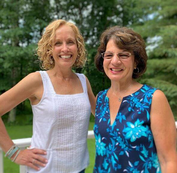 Kelly Upson and Mary Hargraves Retreat in Tuscany April 2021