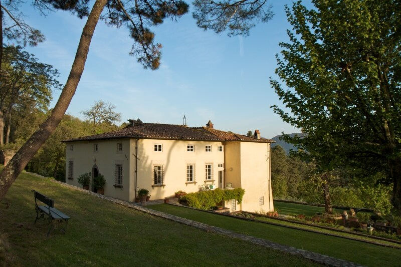 Villa Benvenuti Retreat Centre
