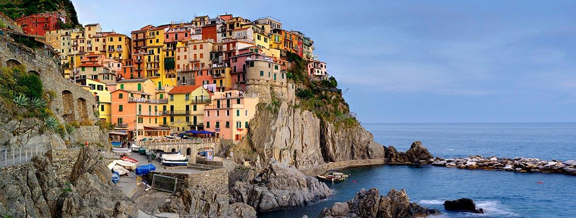 Yoga in Italy - Excursion to Cinque Terre