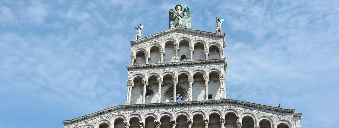 Yoga in Italy - Excursion to Lucca